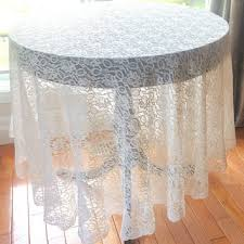 shop vintage lace tablecloth on wanelo