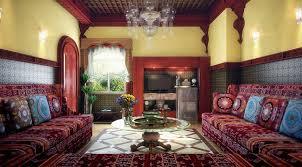 Superb Moroccan Living Room Furniture Part  Living Room - Moroccan living room set