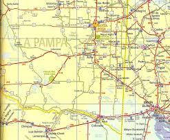 Buenos Aires Map Mapa De Rutas De Las Províncias De Río Negro La Pampa Y B U2026 Flickr