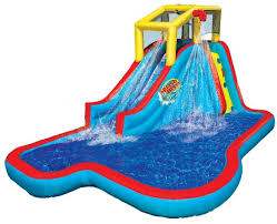 the best inflatable water slides for your backyard water fun for