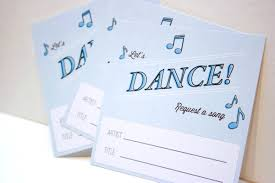 wedding song request cards printable song request cards elizabeth designs the wedding