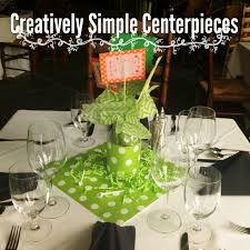 Simple Centerpieces Creatively Simple Centerpieces My Sunshine Roomadventures In