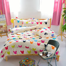 Minnie Mouse Twin Comforter Sets Mickey Mouse Bedding Canada Bedroom Scenic Minnie And Mickey Mouse
