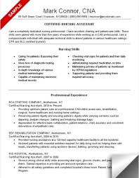 Certified Nursing Assistant Resume Templates 100 Library Aide Resume Resume For Executive Management