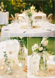 Table Centerpiece Ideas For Wedding by Best 25 Simple Elegant Centerpieces Ideas On Pinterest Simple