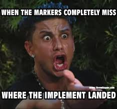 Meme Shot - i ve seen this happen way too many times funny track and field