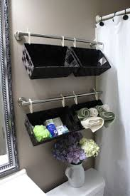 Creative Storage Ideas For Small Bathrooms Best 25 Small Space Storage Ideas On Pinterest Small Space