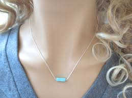 simple turquoise necklace images Wonderful design of simple chain photos jewelry collection ideas jpg