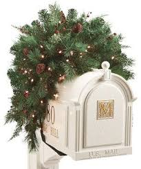 Mailbox Christmas Decor Ideas by 24 Best Christmas Mailboxes Images On Pinterest Christmas Ideas
