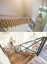 fixer upper creative house and staircases