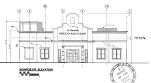 update plans filed for la hacienda in midtown what now atlanta