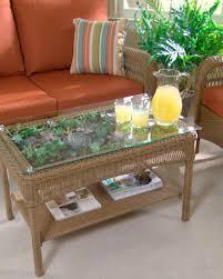 martha stewart end tables transform a table into a terrarium video martha stewart