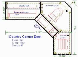 Woodworking Plans Computer Desk Brilliant Computer Desk Plans Beautiful Office Design Inspiration