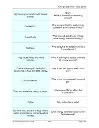 Volume Worksheets Ks3 Ks3 Energy Ks3 Teachit Science