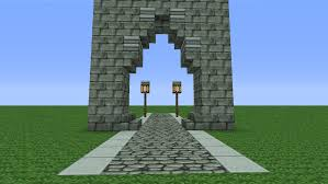Minecraft Castle Floor Plans Minecraft Medieval Roads 04 Roads And Lighting To Guide You Home