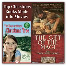 top 10 christmas book to movie ideas for homeschool