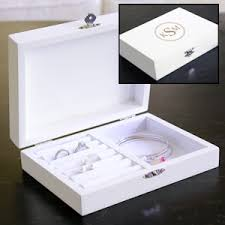 personalized photo jewelry box wooden personalized jewelry box for bridesmaids