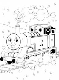 print u0026 download thomas train theme coloring pages