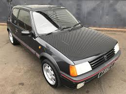 peugeot second hand prices used peugeot 205 cars for sale with pistonheads