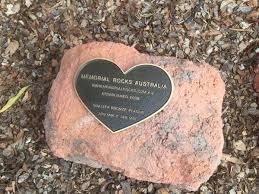 memorial rocks outdoor urns funeral products memorial rocks australia