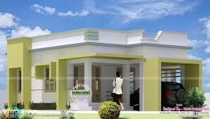 January Kerala Home Design And Floor Plans Single Story Modern