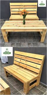 Cushions For Pallet Patio Furniture by Classic Ideas For Pallet Wood Recycling Pallet Outdoor Furniture