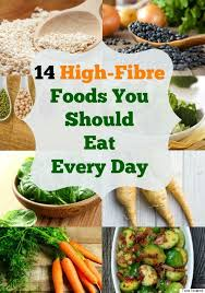 14 high fibre foods you should be eating every day