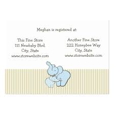 How To Print Business Cards At Home Elephant Business Card Templates Bizcardstudio