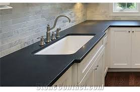top corian corian black solid surface kitchen perimeter top from united