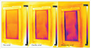 Do Curtains Insulate Windows Improving Your Windows With Plastic Film Kits Insulated Shades