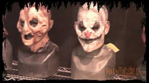 immortal masks silicone masks transworld haunted house show 2017