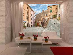 wall26 com art prints framed art canvas prints greeting wall26 beautiful corner of the old italian town removable wall mural self adhesive large wallpaper 66x96 inches
