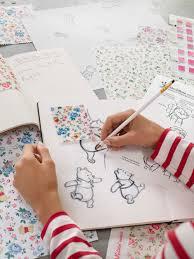Winnie The Pooh Writing Paper Cath Kidston Creates Capsule Ranges For Disney S Winnie The Pooh
