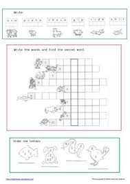 inglés kindergarten worksheet de the 6 jobs jobs jobs ficha