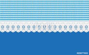 Hintergrundmuster Blau Oktoberfest Hintergrund Muster Ajour Gardienen Blau Stockfotos