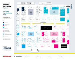 view the expo floorplan smart factory expo