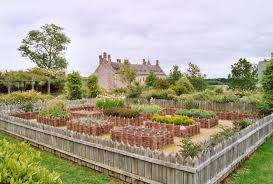 Kitchen Gardens Design French Country Kitchen Garden Video And Photos Madlonsbigbear Com