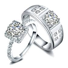 matching wedding rings for him and wedding rings for him and matching platinum wedding bands
