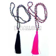 long crystal tassel necklace images Fashion jewelry wholesale costume fashion jewelry bali shop jpg