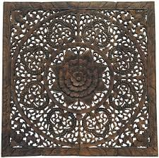 Asian Home Decorations Best Asian Home Decor Selections Elegant Wood Carved Wall Panels