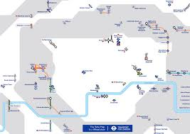 Tube Map London This Tube Map Shows How Inaccessible The Underground Is