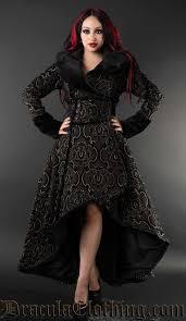 evil queen coat