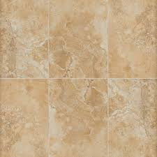 Floor And More Decor Tarsus Beige Polished Porcelain Tile 12in X 24in 912500389