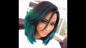 20 trendy bob hairstyles for black women youtube