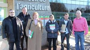 chambre agriculture manche des candidats cfdt aux élections de la chambre d agriculture de la