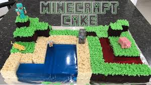 birthday cake ideas cool minecraft birthday cake designs for