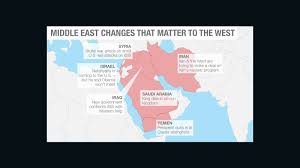 Show Me A Map Of The Middle East by What U0027s Happening In The Middle East And Why It Matters Cnn