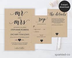 rustic wedding invitations 17 best rustic wedding invitations images on wedding