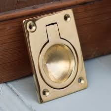 ideas for ring drawer pulls the homy design brass ring drawer pulls