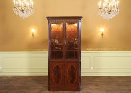 china cabinet norcal online estate auctions sales lot white